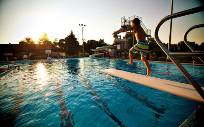 Preventing Swimmer's Ear During Summer and Fall Activities